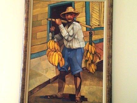 """Banana Boy"" by Ramon Mojica 1994"