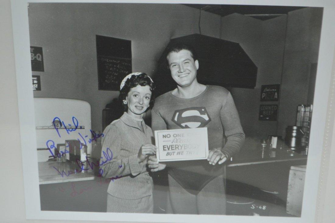 Noel Neill - Lois Lane Signed Superman 8x10