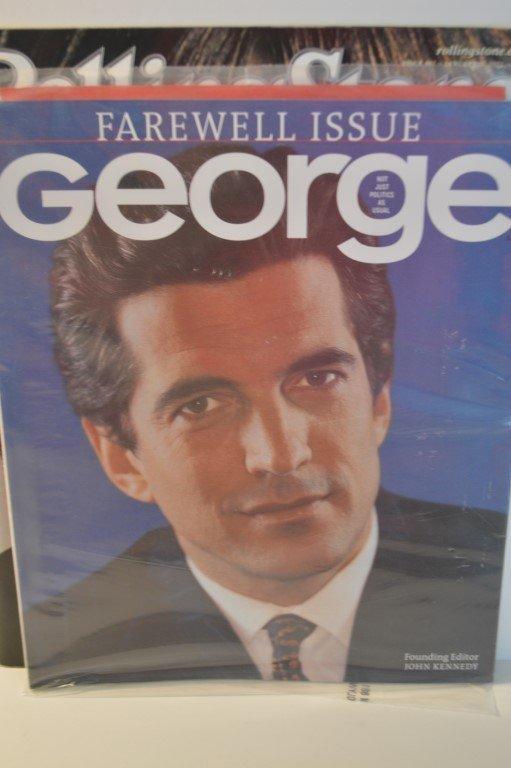 GEORGE Magazine Farewell Issue