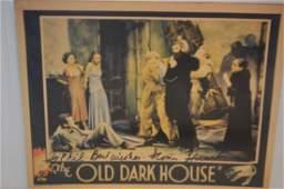 "Gloria Stewart ""The Old Dark House"" Signed Lobby Card"