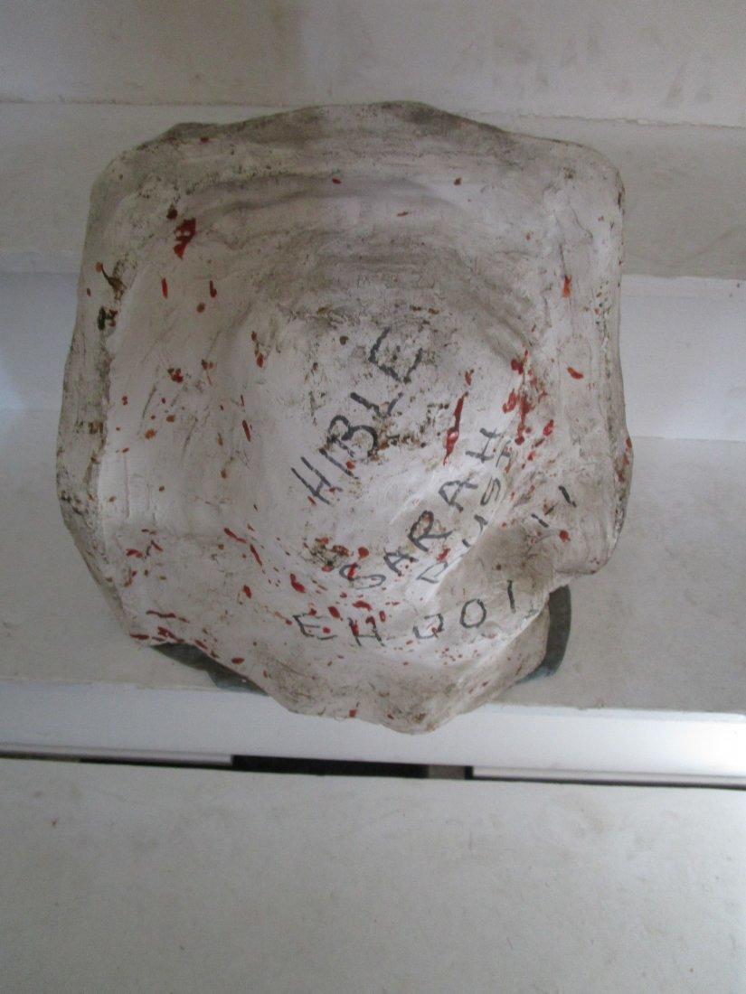 Unique piece mold of Sara Bust by Edna Hibel
