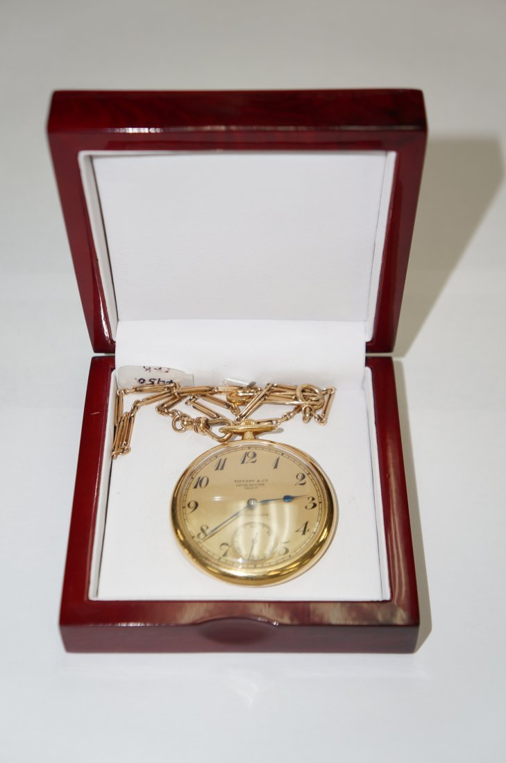 Patek Philippe for Tiffany & Co Pocket Watch