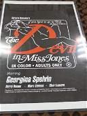 "GERARD DAMIANO'S ""The Devil in Miss Jones"" Starring"
