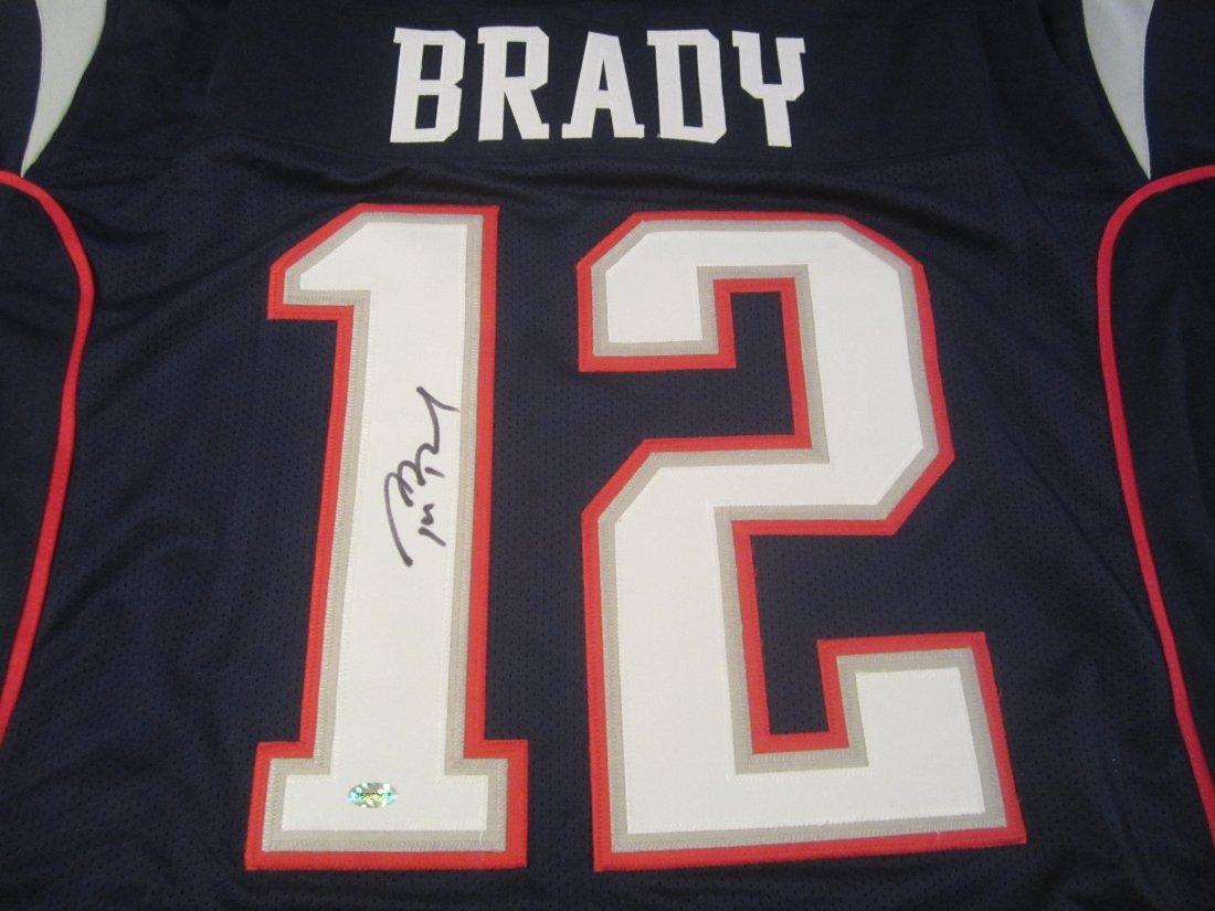 Tom Brady signed jersey - 2