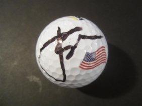 Jordan Spieth Signed Golf Ball