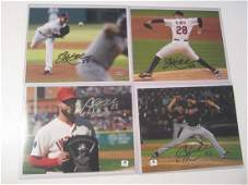 Corey Kluber auto photos