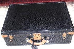 Louis Vuitton Luggage W/cap Initials.