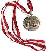 Presentation Medal w/ribbon  from Peru