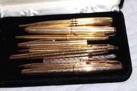 Misc. Set Of Pens (9)