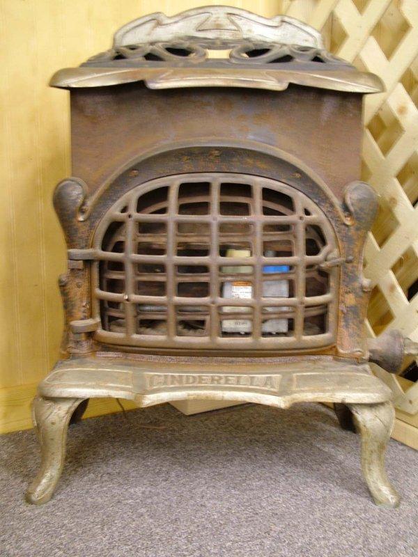 4: Cinderella Gas Stove