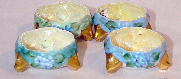 15: Porcelain Open Salts