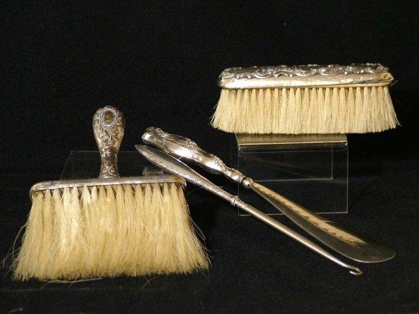 20: Sterling Vanity Items