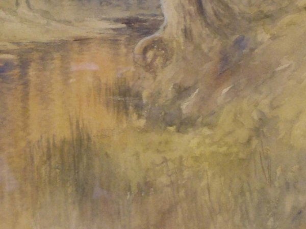 38: E. J. Fenn Watercolor - 6