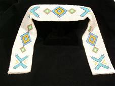 211: Sioux Indian Beadwork Ca. 1940