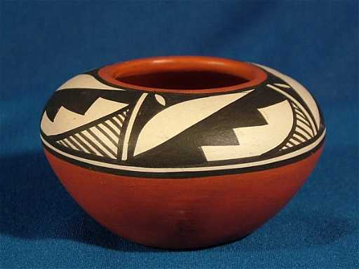 7205bb5eef 216  Native American Pottery - Navajo