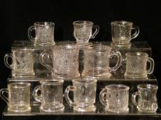 227B Group of Miscellaneous Glassware