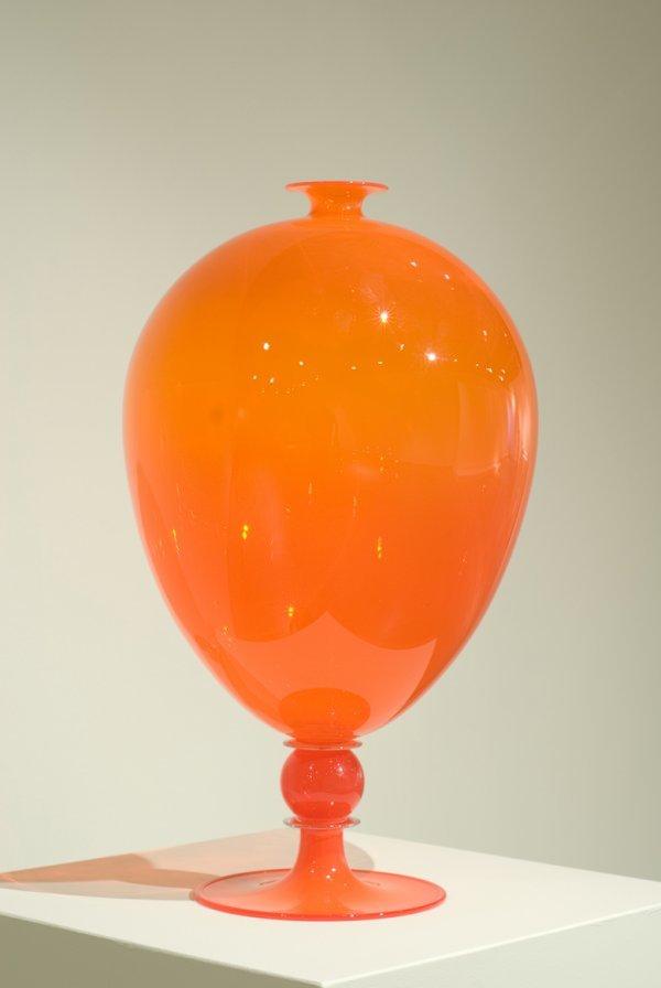 17: Orange Amphora by James Mongrain