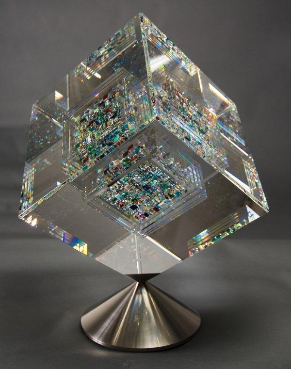 21: Assembled Glass by John Kuhn