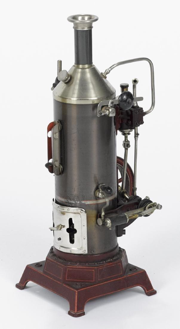 Ernst Plank Cosmos steam engine, in its original box, - 2