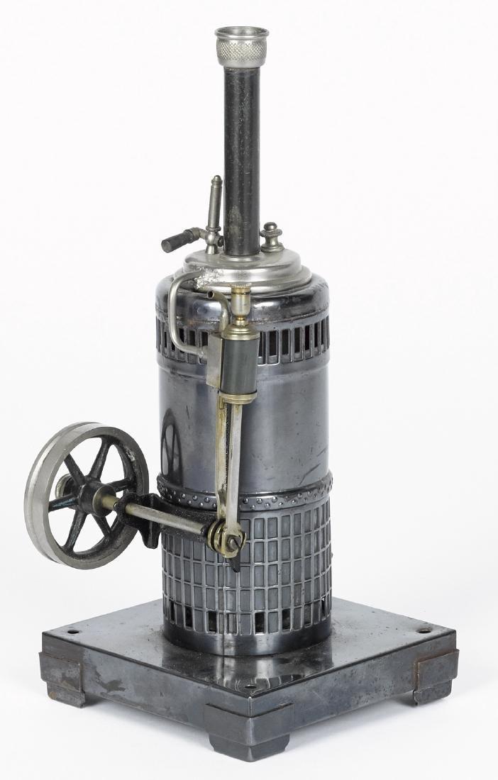 Marklin vertical boiler single cylinder steam engine - 2