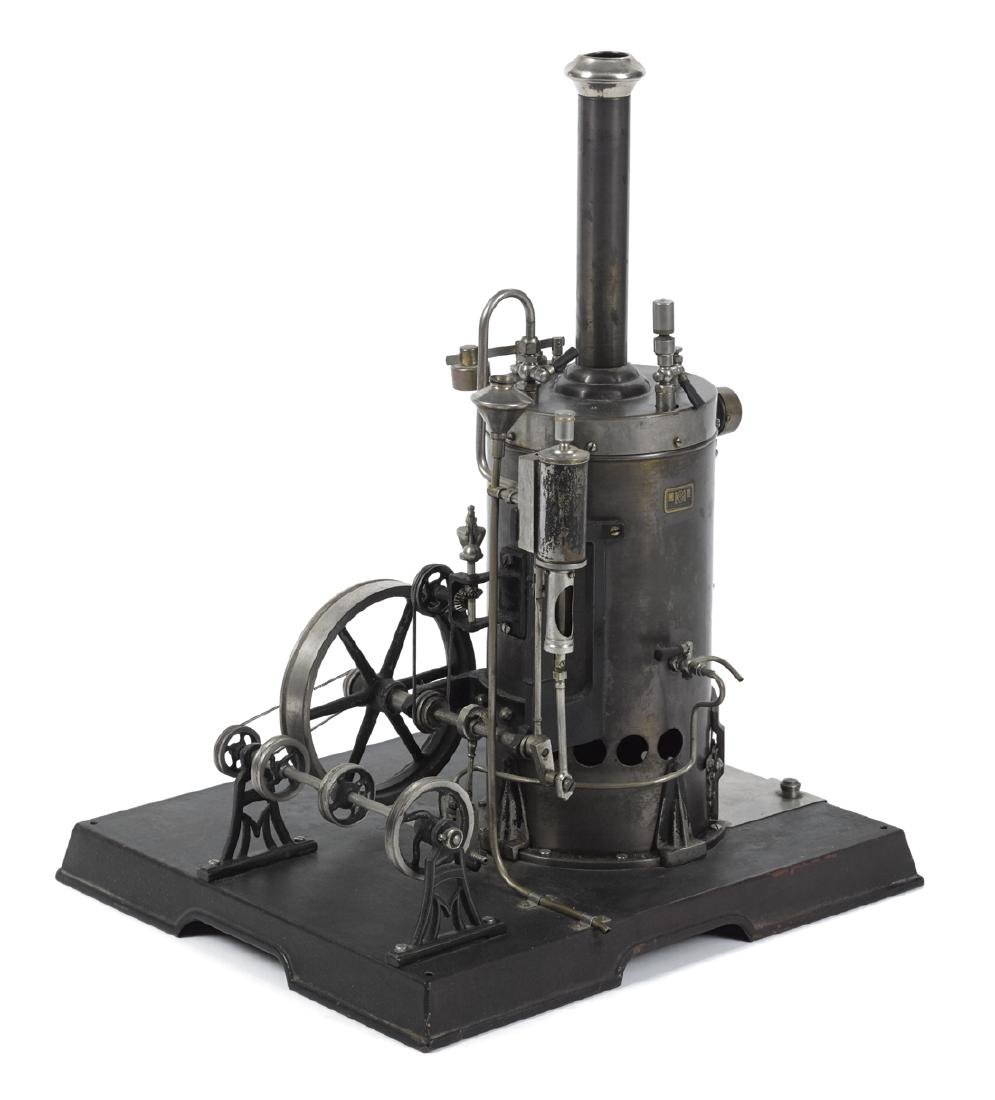Marklin steam plant with a single cylinder vertical - 2