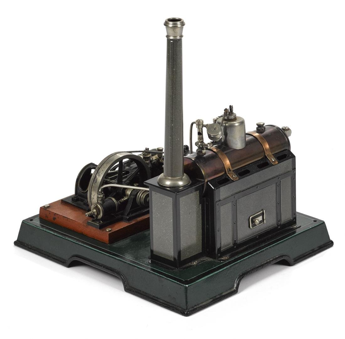 Marklin steam plant with dynamo, with all proper - 2