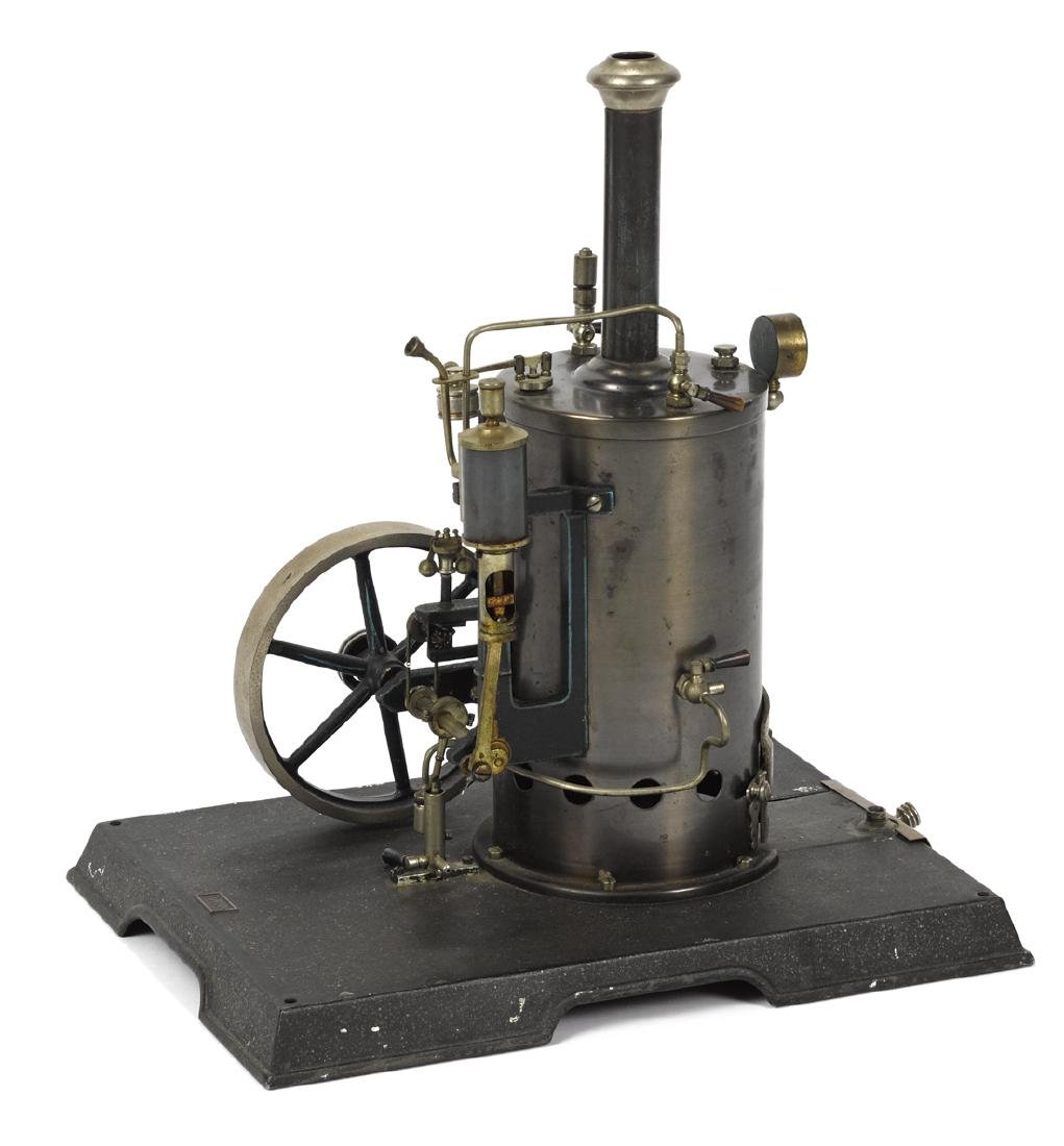 Marklin steam plant with a side mounted single cylinder - 2