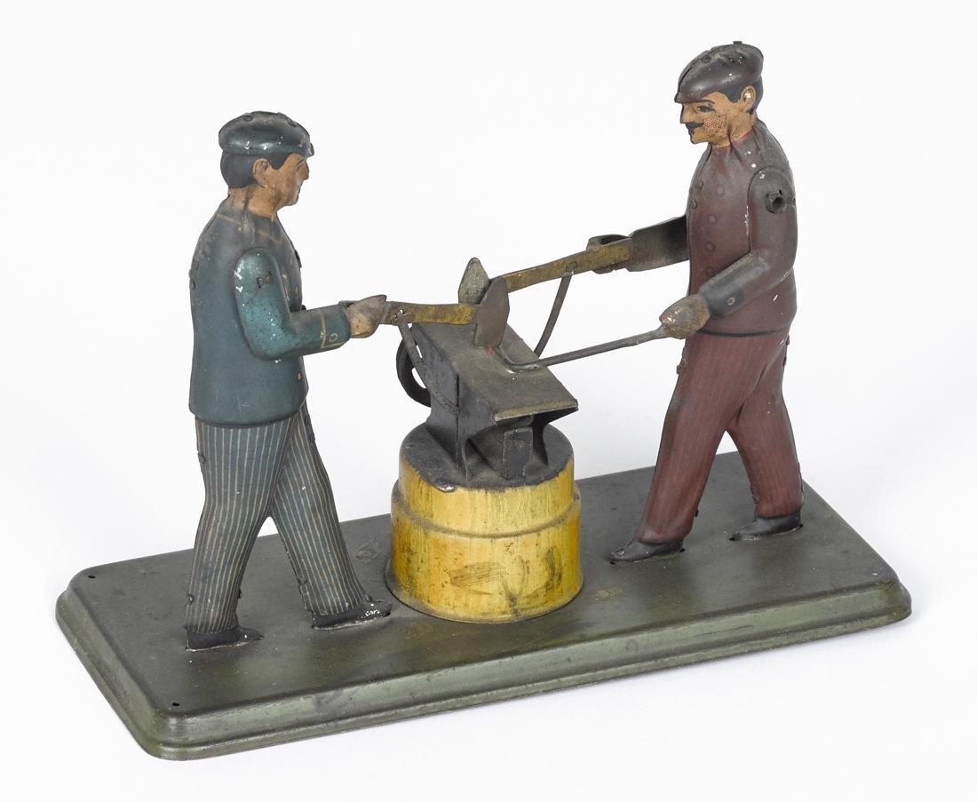 Carette blacksmith steam accessory, fully operable, 6''