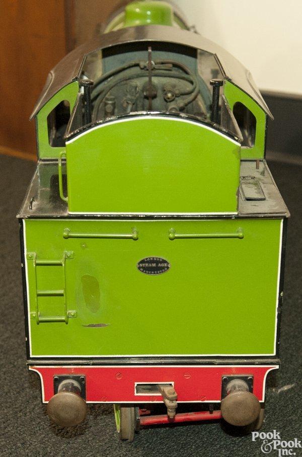 Massive live steam London and North Eastern Railway - 4