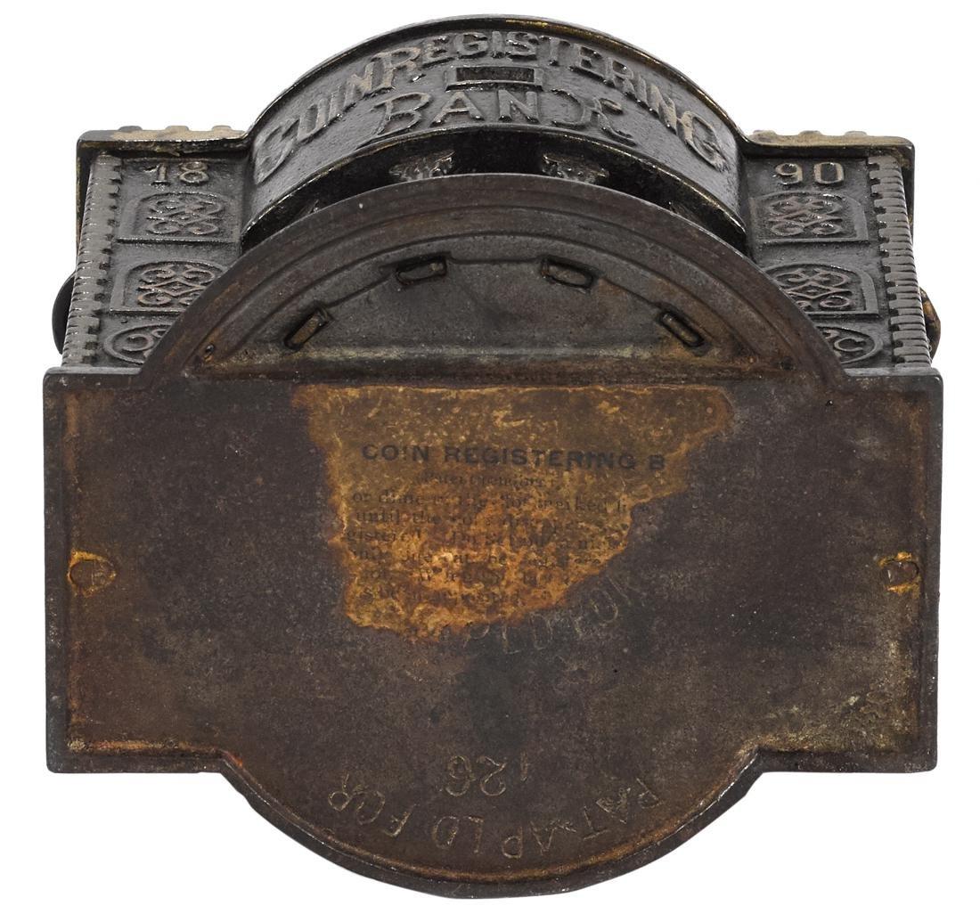 Kyser & Rex cast iron Coin Registering - 1890 - 4