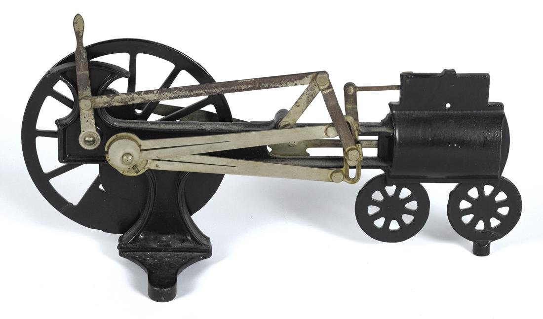 Central Scientific Co. demonstration model of a