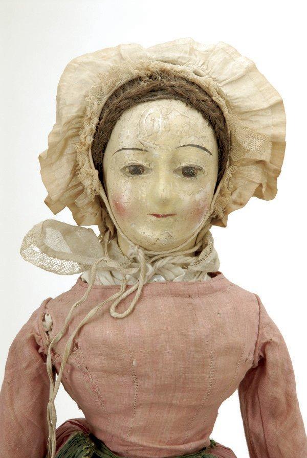 14: French Carton-Moule Lady