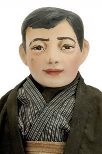 210: Rare Schoenhut Japanese Man