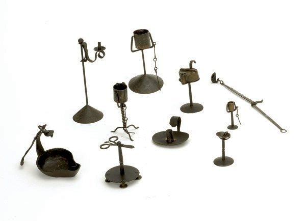 765: Lot: Tin and Metal Miniatures