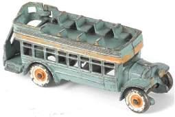 Kenton cast iron city bus