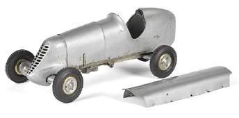 Duesenberg gas powered tethered racer