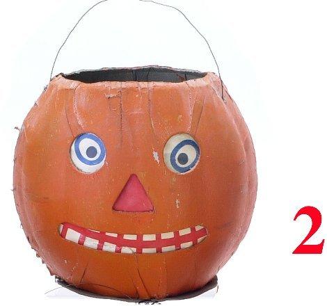 2: Large Jack-O'-Lantern