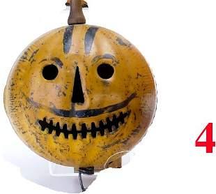 Jack-O'-Lantern, pole mount