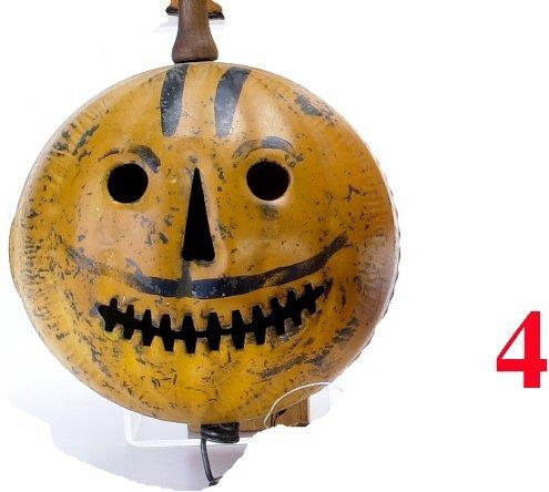 4: Jack-O'-Lantern, pole mount