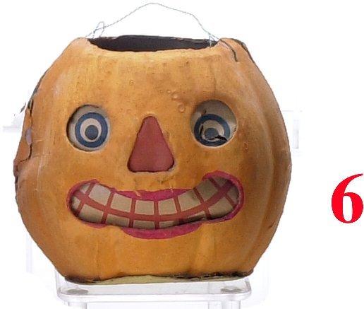 6: Jack-O'-Lantern
