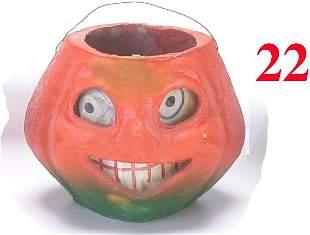 Smiling Jack-O'-Lantern