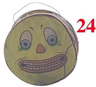 Drum Lantern