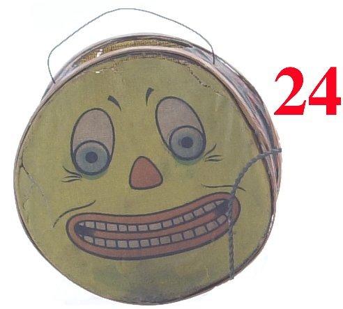24: Drum Lantern