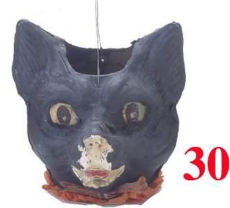 30: Large Cat Jack-O'-Lantern