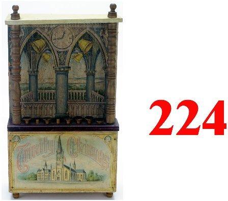 224: Schoenhut Trinity Chimes