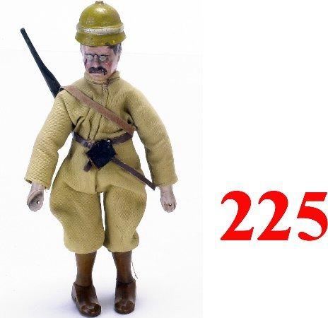 225: Schoenhut Teddy Roosevelt