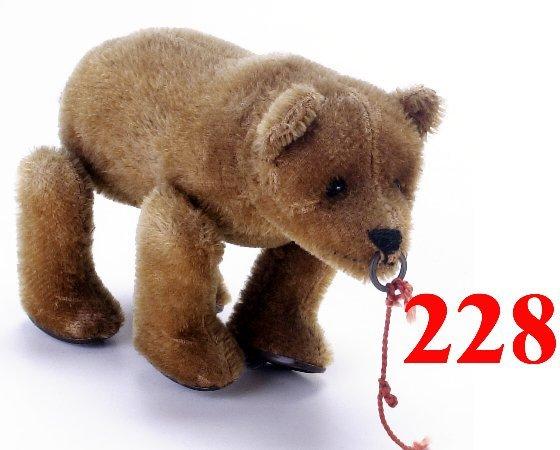 228: Crawling Bear