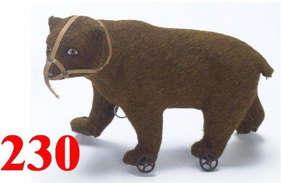 230: Bear on Wheels