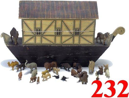 232: Large Boat Shaped Ark