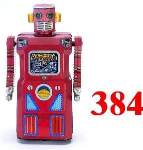 384: Modern Toys Machine Man Robot